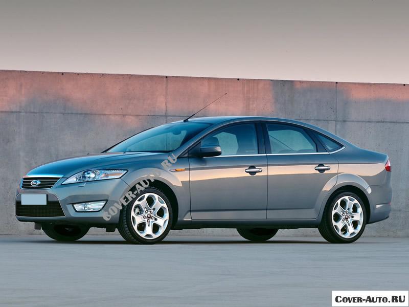 Форд Мондео седан с 2007-2014 г.в.