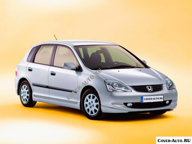 Хонда Цивик хетчбек с 2002-2007 г.в.