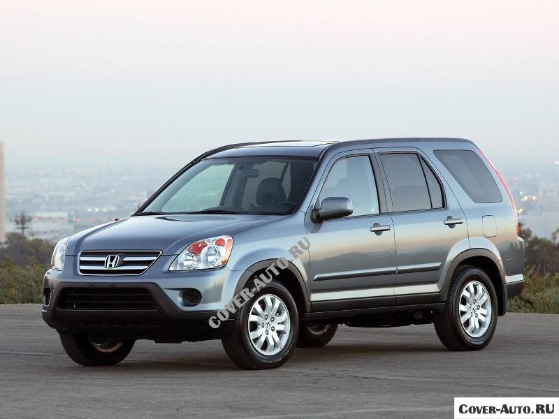Хонда СРВ с 2002-2006 г.в.