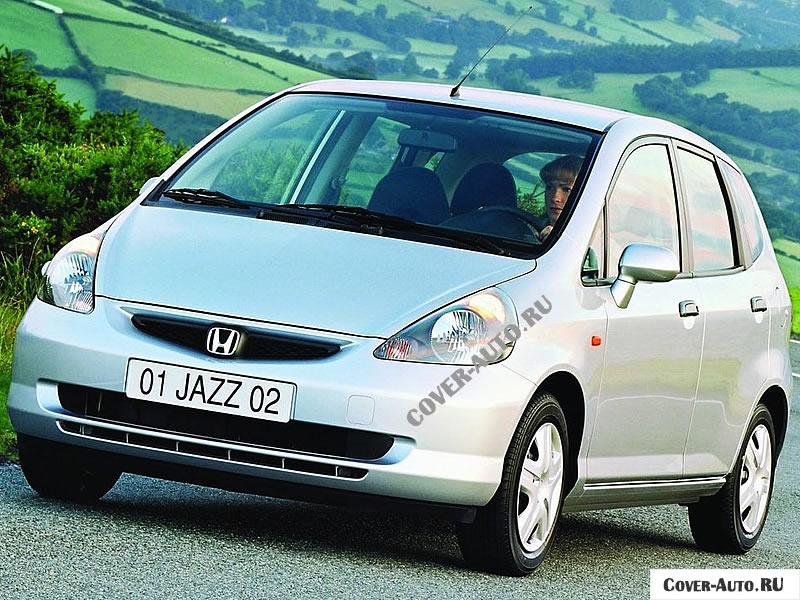 Хонда Джаз хетчбек с 2001-2004 г.в.