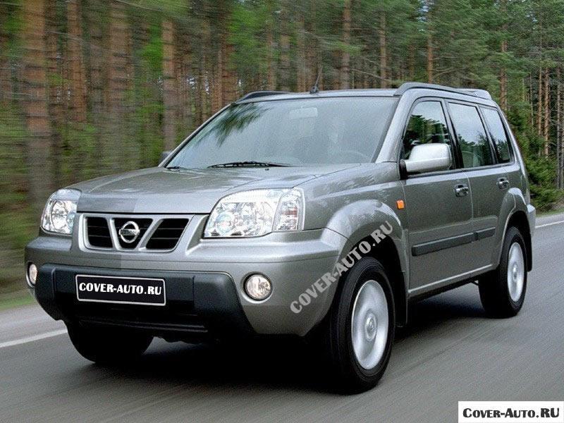 Ниссан Х-Треил кузов-Т-30 с 2001-2007 г.в.