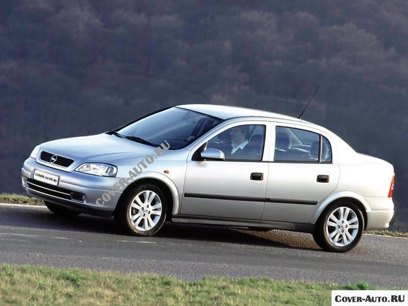 Опель Астра-G универсал с 1998-2004 г.в.
