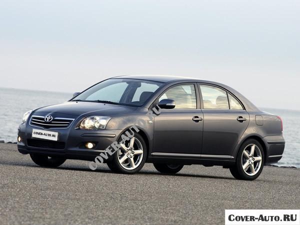 Тойота Авенсис с 2003-2008 г.в.